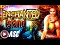 ENCHANTED ISLAND | SUPER FREE GAMES Slot Machine Bonus (Ainsworth)