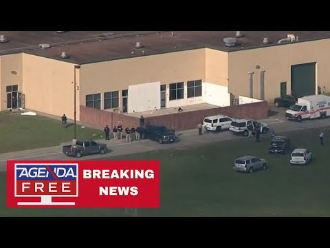 School Shooting in Texas, Multiple Fatalities - LIVE BREAKING NEWS COVERAGE