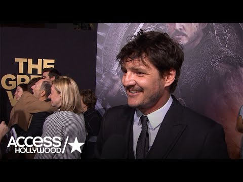 Pedro Pascal On Which Fight Scene Was Harder -- 'The Great Wall' Or 'Game Of Thrones'?