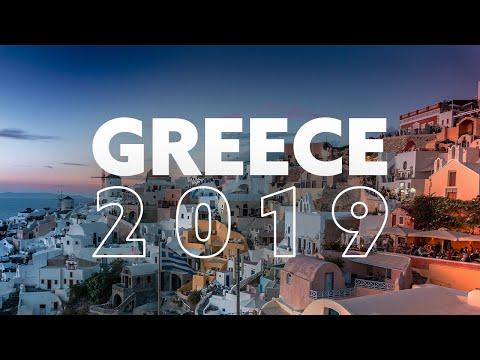 Andros, Paros and Santorini 2019 - Kygo - Stargazing [Kaskade Remix]