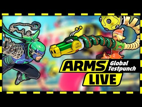 MIN MIN FOR THE WIN WIN! - ARMS Global Testpunch