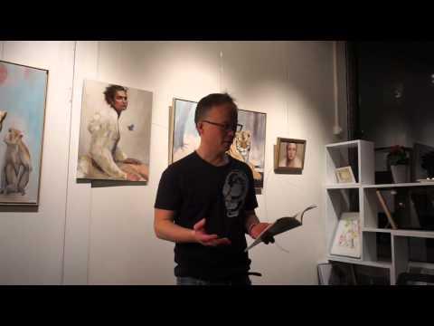 Peter Edström@Ordanvind Gröndals Bibliotek [09/12-2015]