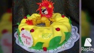видео Идеи детских тортов на день рождение фото самых красивых сладких десертов для девочек и мальчиков