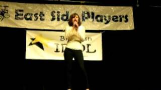 "Cara Nicolas ""The Way I Am"" at Blue Ash Idol"
