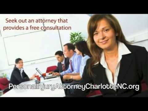 Personal Injury Attorney Charlotte NC
