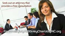 Personal Injury Attorney Charlotte NC