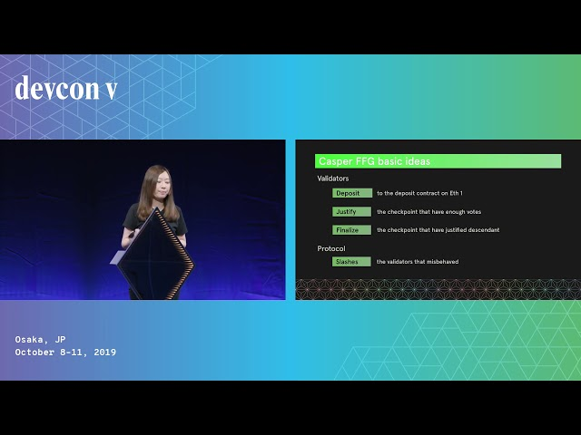 Toward Ethereum 2.0 Sharding Universe by Hsiao-Wei Wang (Devcon5)