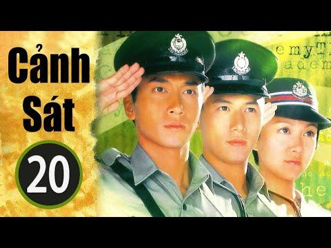 Cảnh sát  20/32(tiếng Việt) DV chính: Ngô Trác Hy, Trần Kiện Phong;  TVB/2005