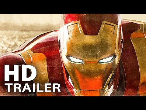 Thumbnail: SPIDER-MAN: Homecoming - ALL NEW Trailer 1 - 3 (2017)