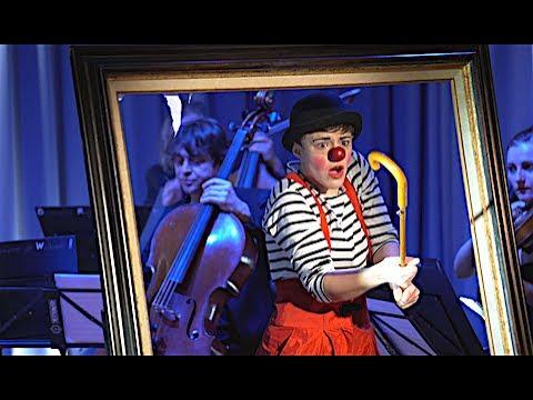 Un clown au pays de la musique classique #3 - Le classique sort du cadre - LIVE