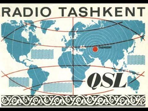 Full ID & IS  Radio Tashkent - 1982 - 15150 khz -
