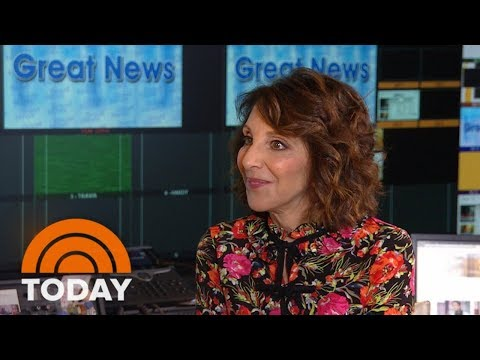 Comedic Actress Andrea Martin: We Could All Use More 'Great News' Nowadays | TODAY
