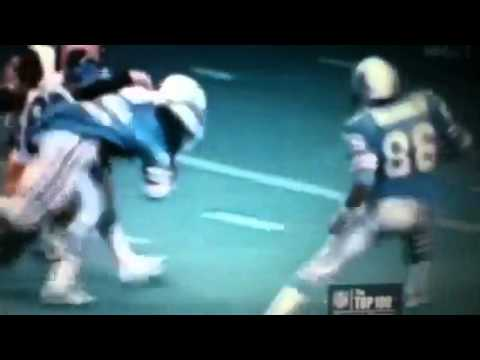Epic Earl Campbell Run