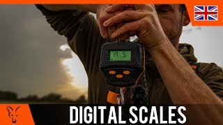 ***CARP FISHING TV*** Digital Scales