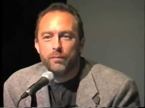 Wikipedia founder Jimmy Wales on Ayn Rand, art, and making money