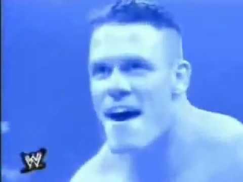 John Cena 1st WWE Titantron Slam Smack