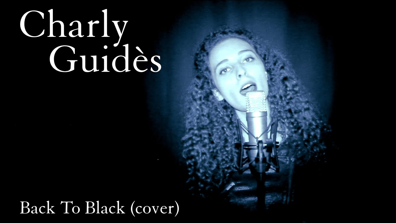 Charly Guidès   Back To Black Cover