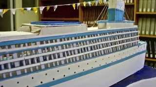 Cruise Ship Model (Poseidon)