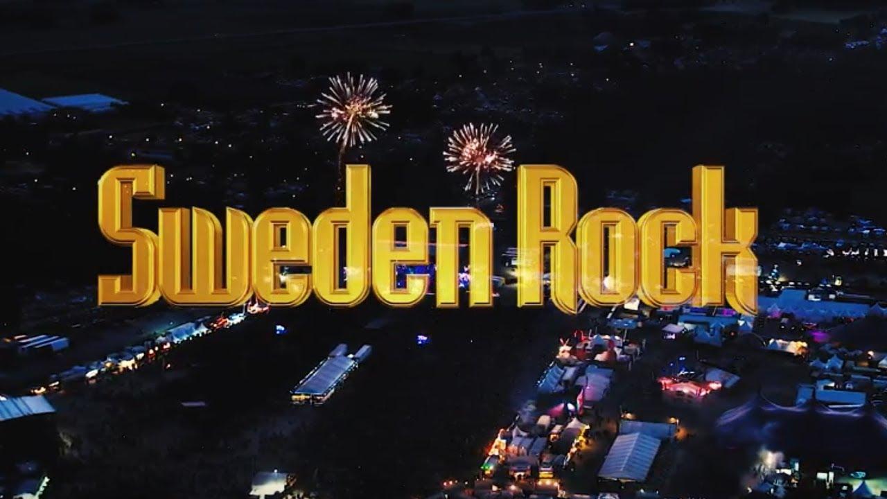 Sweden Rock Festival 3 - 6 juni, 2020