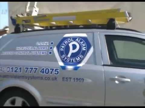 Security Alarms - Patrol Alarm Systems Ltd