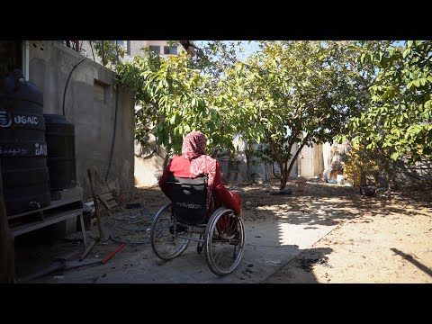 Gaza: Power Cuts Harm People with Disabilities (Accessible)