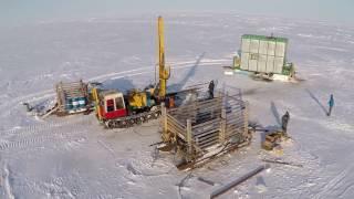 Лаборатория Арктики и хроматомасспекрометрия