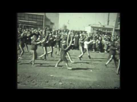 1 мая в г. Туринске на площади им. 50-летия Октября (1971 год)