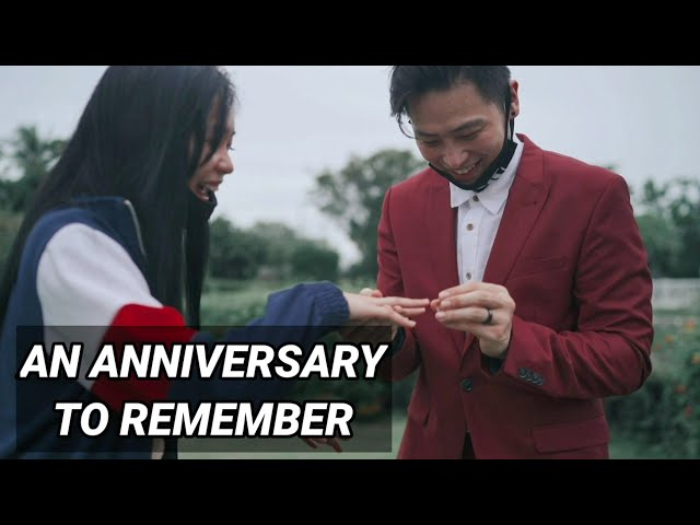 An Anniversary to remember (JaiGa) - Agassi Ching