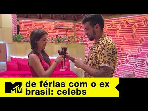 Lipe Emplaca 3ª Suíte Master | De Férias Com O Ex Brasil Celebs Ep. 07