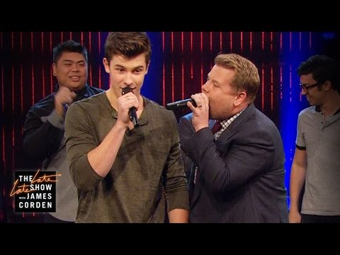 Better Then/Better Now Riff-Off w/ Shawn Mendes & The Filharmonic