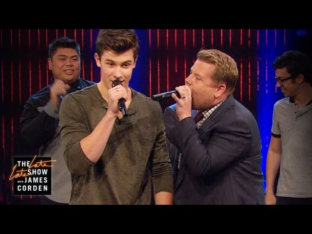 Better Then/Better Now Riff-Off w/ Shawn Mendes & The Filharmonic #1