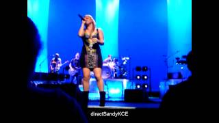 "Kelly Clarkson ""Mr. Know It All"" and ""Miss Independent"" Canandaigua NY Aug. 29 2012 CMAC"