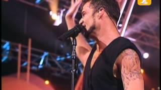 Ricky Martin, Por Arriba, Por Abajo, Festival de Viña 2007