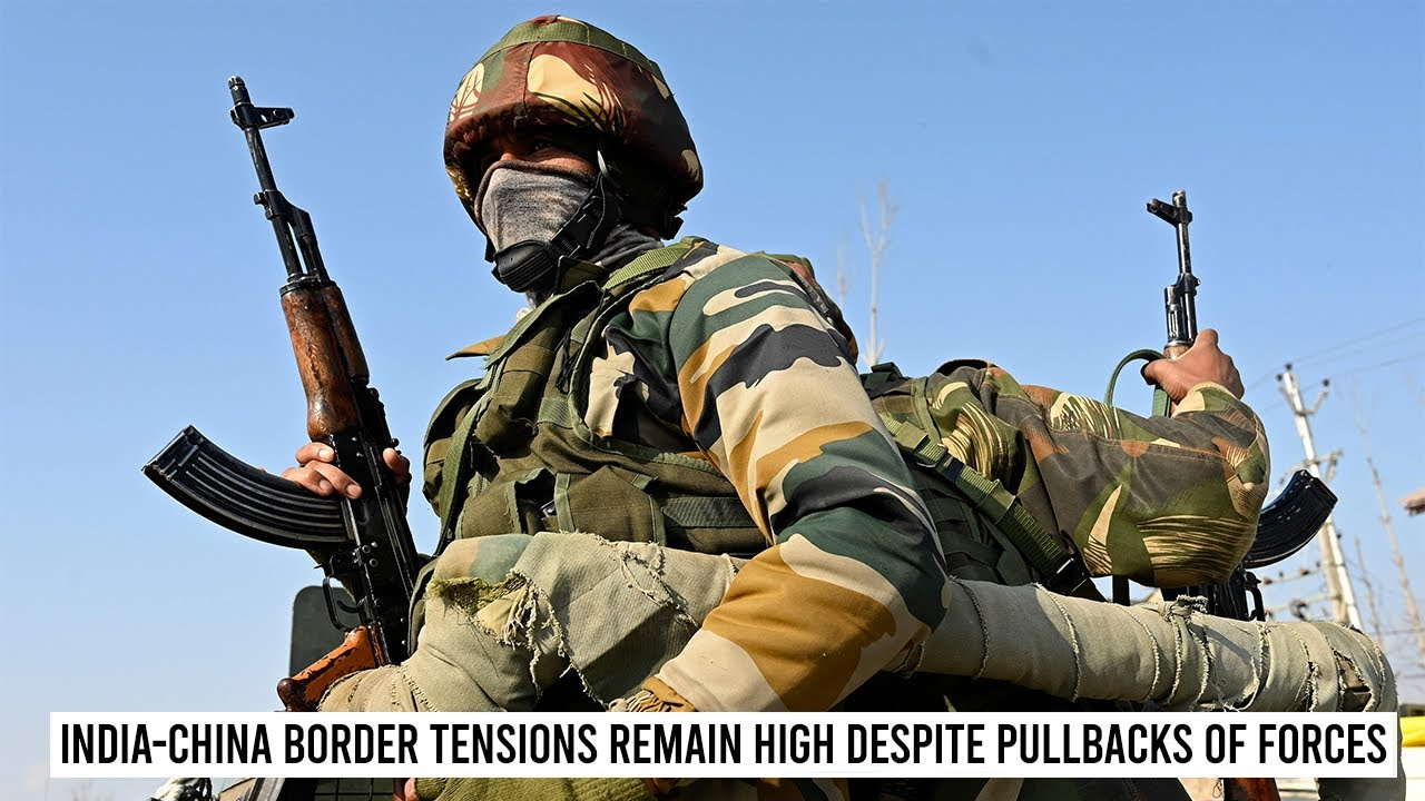 India China Border Tensions Remain High Despite Pullbacks Of Forces: US Intl