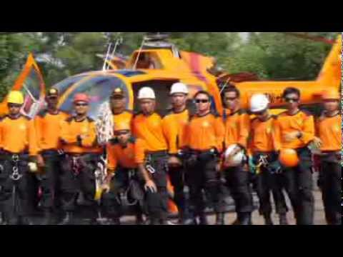 BASARNAS - Profil Balai Diklat  (Search And Rescue Academy Republic of Indonesian)