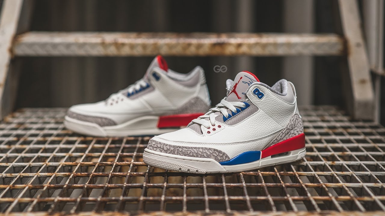 uk availability 65a07 a27fb Air Jordan 3 Retro