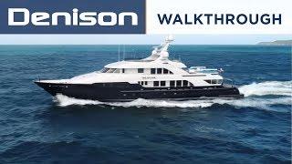 WILDFLOUR: 156' Delta Superyacht [Walkthrough]