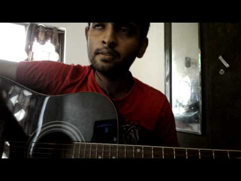 'NAN POGIREN' song from naanayam acoustic cover