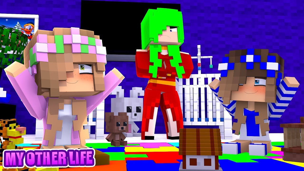 babies-prank-ramona-for-the-first-time-minecraft-little-kelly