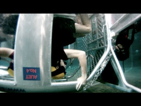 Flight Safety Australia - 'Taking the plunge'