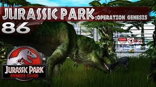 Jurassic Park: Operation Genesis || 86 || T.rex Feeds
