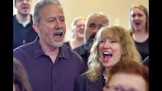 """Same Power"" Training to Sing Harmony from Resurrecting God"