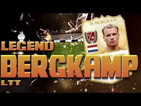 Kênh LTT   Review Dennis Bergkamp World Legend - FIFA Online 3 Việt Nam