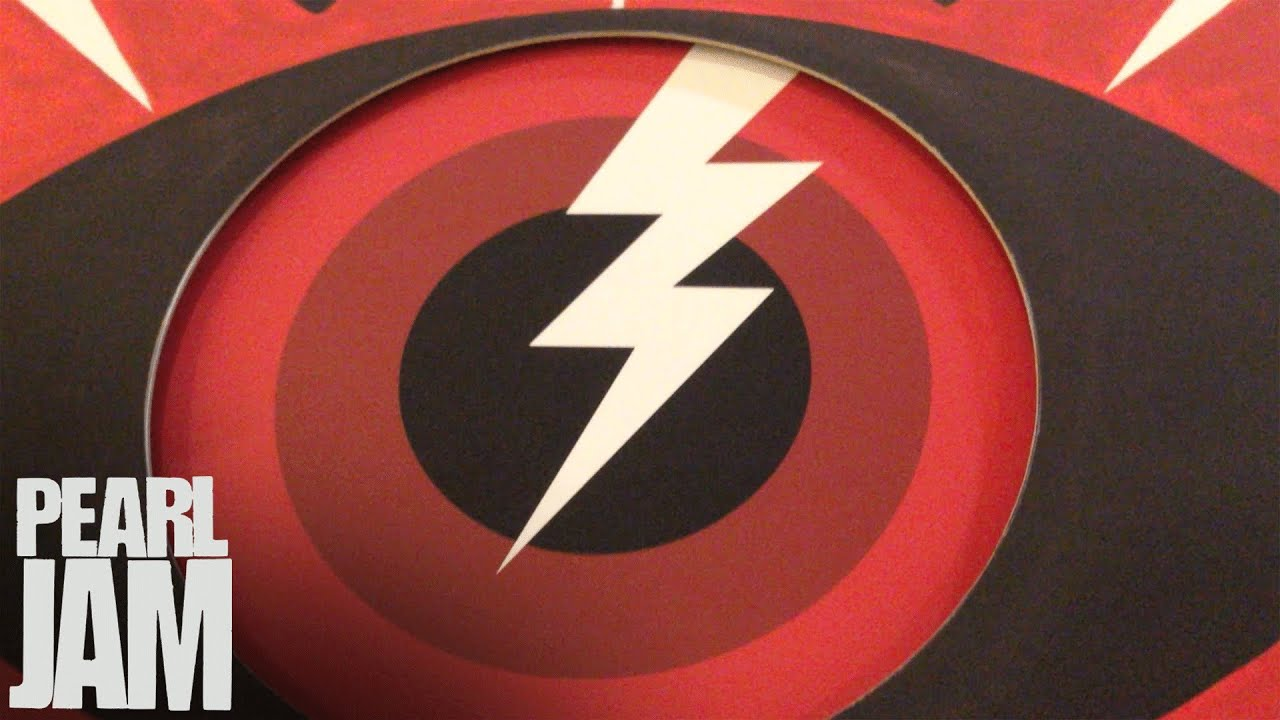 Lightning Bolt Vinyl Lp Pearl Jam Youtube