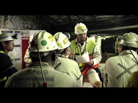 Anglo American Global Safety Day 2013