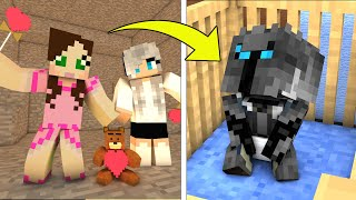 Minecraft: GIRLFRIEND SIMULATOR!!! (MAKE HER FALL IN LOVE WIT YOU!) Modded Mini-Game