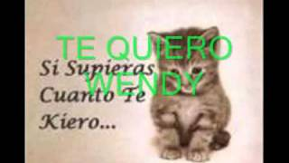 CANCION DE AMOR (•.•) W.L.CHIKY