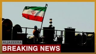 Iran oil tanker: Explosion on ship near Saudi's Jeddah port city