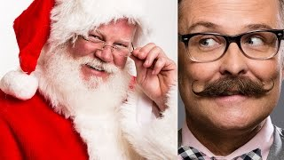 Our Corporate meeting with Santa…and Brow Gel Demo. Thumbnail