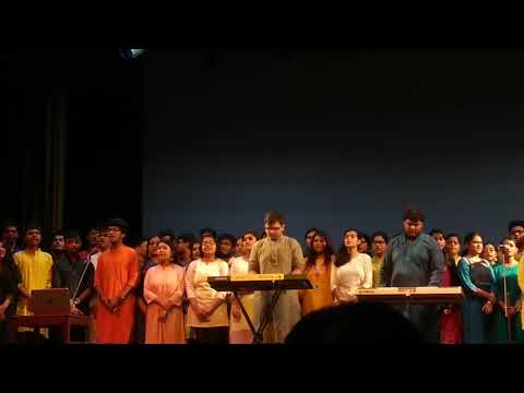 XADAM Group Music@ St. Xavier's College, Kolkata_Independence Day(2018)